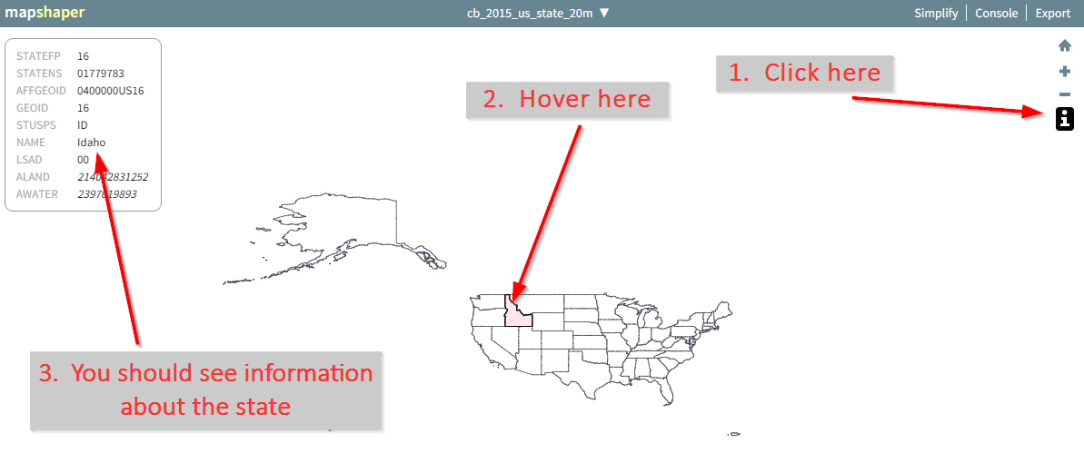 A Guide to Making SVG maps with MapShaper - Resources | Simplemaps com